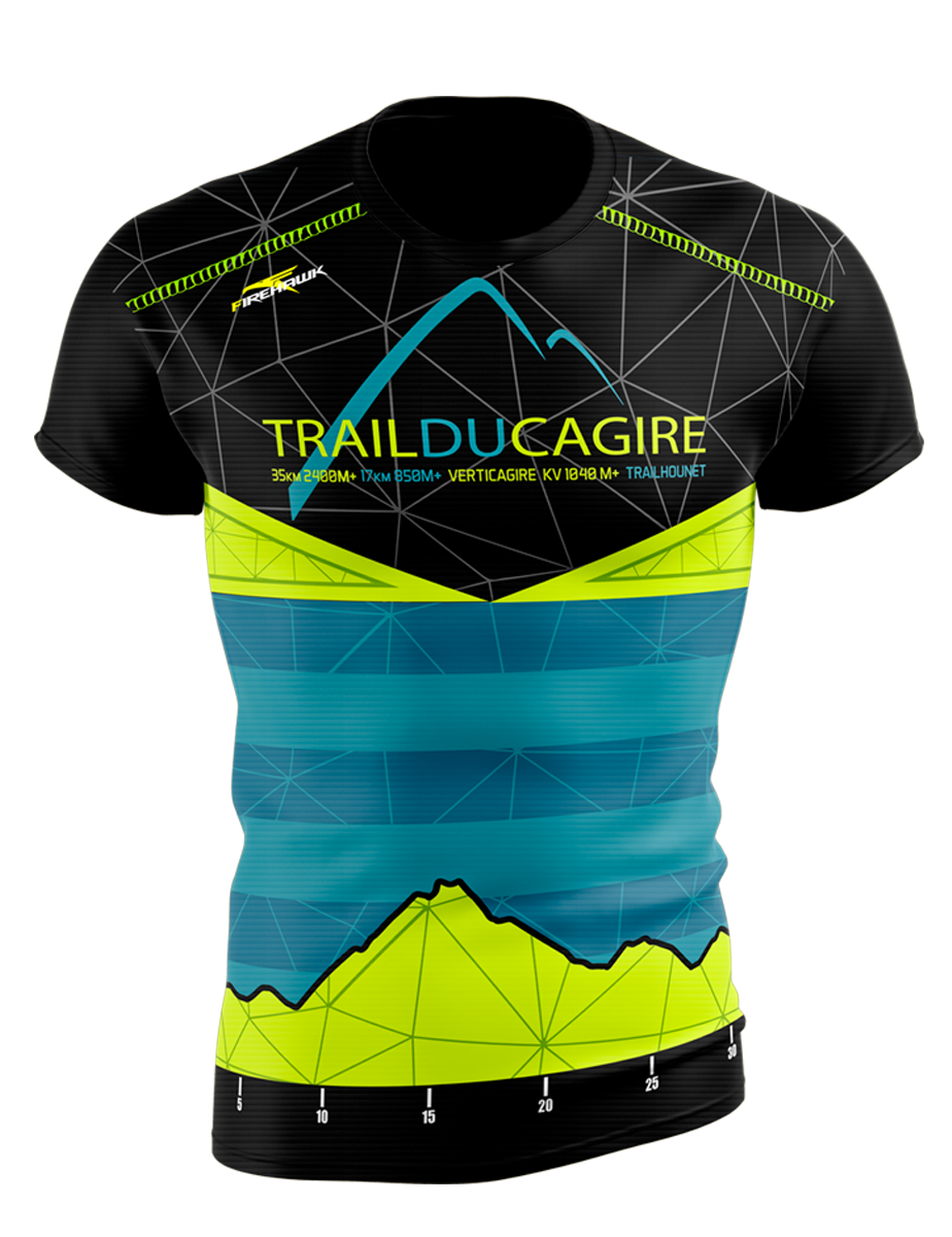 camiseta trail running