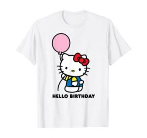 Ya al mejor valor monetario camisetas hello kitty