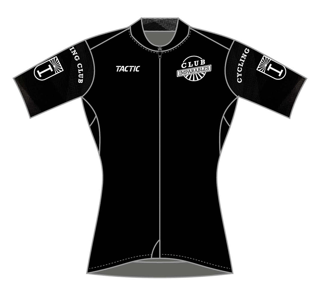maillot ciclismo imparables
