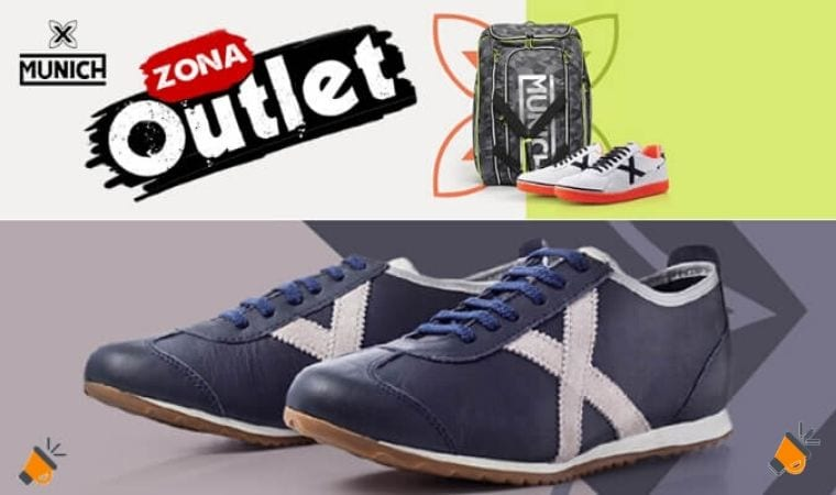 munich outlet mujer