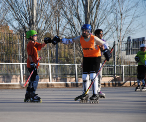 Lovesport te muestra hockey patines madrid sin que tenga un valor monetario muy superior