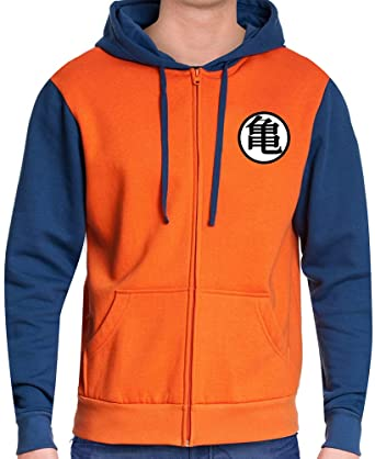 sudaderas de dragon ball