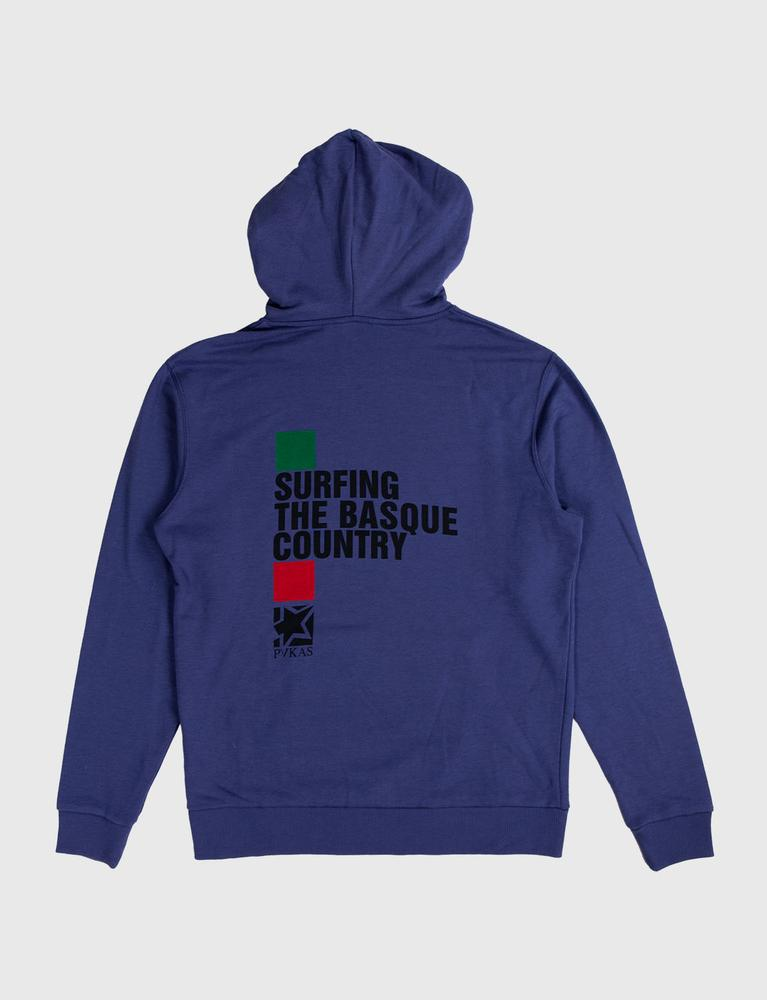 surfing the basque country sudaderas