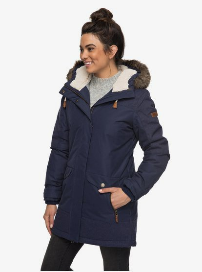 anorak impermeable mujer