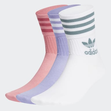 calcetines adidas mujer