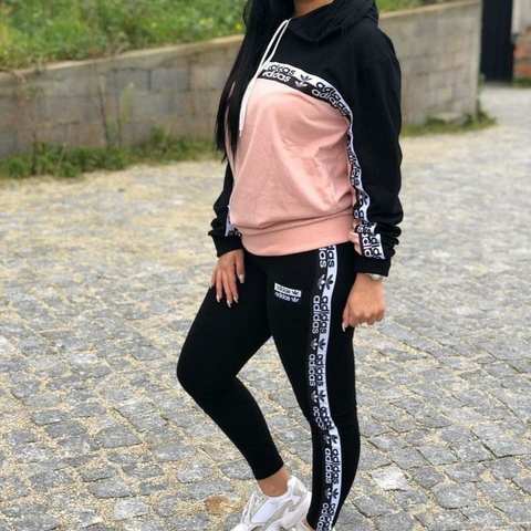 chandals adidas mujer
