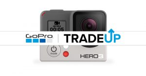 A nada de poseer gopro trade up de un valor monetario divino